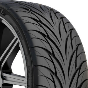 255 35zr18 Federal Ss595 Performance 255 35 18 Tire