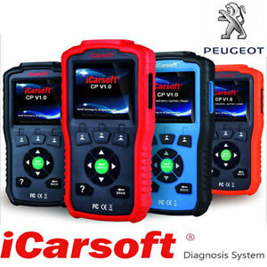 Latest Icarsoft Cp V1 0 peugeot Professional Diagnostic Scan Tool Icarsoft Uk