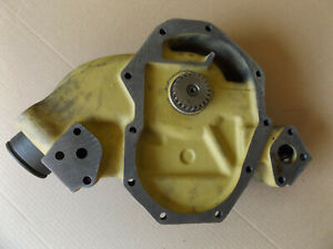 John Deere Ar74609 Re16062 Water Pump Jd 844 8955 Engine 8955 Tractor Nos