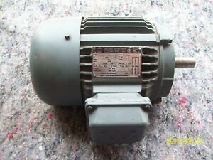 Worldwide Wwei 18 143t 1 Hp Industrial Electric Motor Epact Rated 3 phase