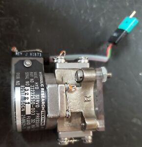 Textron hydraulic Research Hydraulic Valve Pressure Linear Directional Control