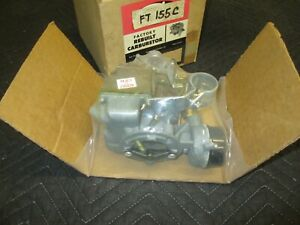 Carter 6 2037 1 Bbl Carburetor Remanufactured Ford Motorcraft Amc Jeep Yf