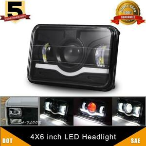 Dot 4x6 Led Headlight Hi lo Seal Beam For Peterbilt Suzuki Freightliner Kenworth