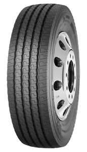 2 New Bfgoodrich Route Control S 245 70r19 5 G 14 Ply Steer Commercial Tires