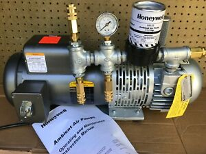 Ambient Air Pump Honeywell 1 5 Hp Single Phase 115 230 Model 86630 New