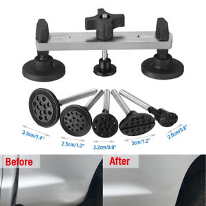 Auto Car Dent Repair Removal Kits Puller Bridge Suction Cup Sucker Stick Body Us