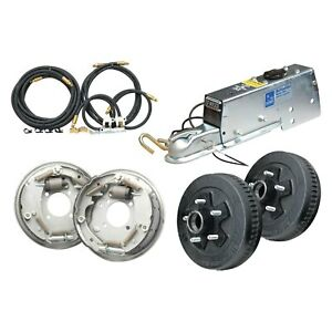 Tie Down Engineering 82407 Hydraulic Drum Brake System