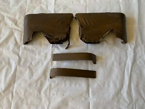 442 Gto Rear Armrests 1970 1971 1972 Back Seat Filler Panel Strip Uppers Lowers