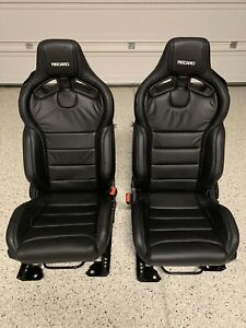 2015 2017 Ford Mustang Leather Gt350 Recaro Seats