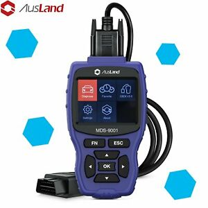Advanced Tool For Ford Cars Obd2 Scanner All Function Abs Srs Dpf Tpms Immo Scan