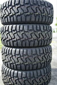 4 New Haida Hd878 R T Lt 35x12 50r17 125q E 10 Ply M T A T All Terrain Mud Tires