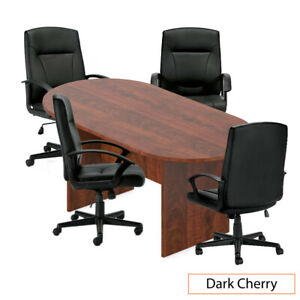 Gof 6ft Conference Table 4 Chair Set g11776b Chair Only Available