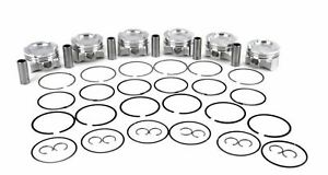 Je Pistons 338094 89 6mm Stroke 84mm Bore 9 5 1 Comp Piston For Bmw N54b30 N54