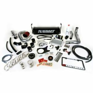 Kraftwerks 06 11 Honda Civic R18 Non Si Supercharger Kit