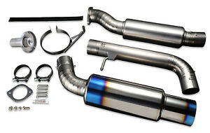 Tomei Expreme Ti Exhaust System For Nissan 370z Z34 Vq37vhr Tb6090 Ns02a