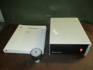 Spectra Physics Ion Laser Model 2200 With Accessories_powers Up