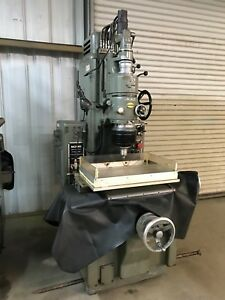 Ncie Clean Moore G18 3 Jig Grinder In Beautiful Condition Serial G3242