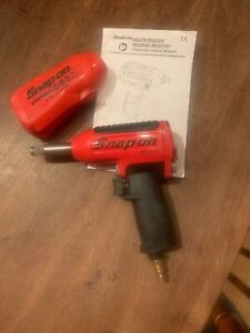 Snap On Mg3255l Long Anvil 1 2 Drive Stunning Hardly Used Impact Wrench Tool