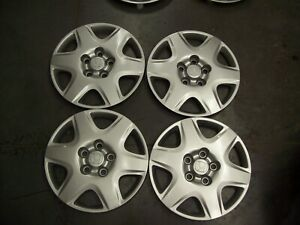 Set Of 4 Honda Accord Hubcaps Wheel Covers 2005 2006 2007 15 Factory 55064 1