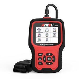 Auto Obd2 Code Reader For Vag Airbag Abs Srs Oil Epb Dpf Diagnostic Tool Vd700