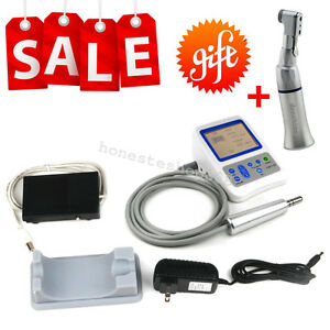 Dentist Dental Endodontic Endo Motor Root Canal Treatment Contra Angle Handpiece