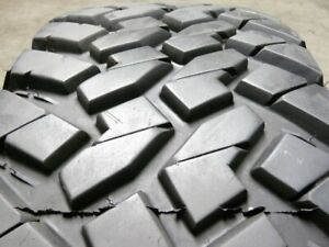 Nitto Trail Grappler M t Lt 295 70r17 121 118p Used Tire 16 17 32 62666