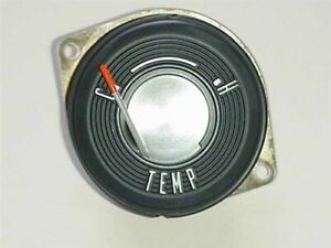 Original Correct T Bird Thunderbird 57 1957 Temperature Dash Gauge Rebuilt