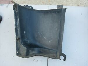 1965 1966 Mustang Or Shelby Fastback Interior Lower Trim Left Drivers Side
