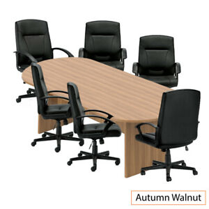 Gof 8ft Conference Table 6 Chair Set g11776b Chair Only Available