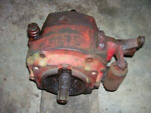 Vintage Ihc International 300 Utility Tractor Live Pto Assembly 1955