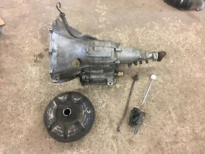 1963 Chevy Ii Nova Ss Powerglide Transmission W Shifter