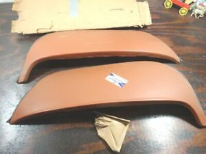 Nos 1961 Buick Special Fender Skirts Bsp 61 Sk40
