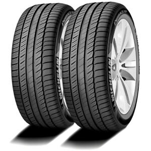 2 New Michelin Primacy Hp 205 55r16 91v Mo Performance Tires
