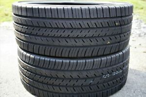 2 New Atlas Tire Force Uhp 225 45r17 94w Xl High Performance All Season Tires
