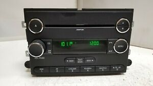 2008 2009 Ford Explorer Mountaineer Used Oem Am fm Radio Cd Mp3 Receiver 2019