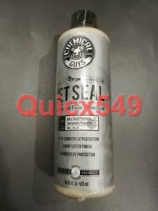 Chemical Guys Jetseal Anti Corrosion Sealant And Paint Protectant 16 Oz