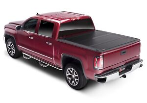 Bakflip Fibermax Tonneau Cover For 19 20 Chevy Silverado Gmc Sierra 1500 6ft 7in