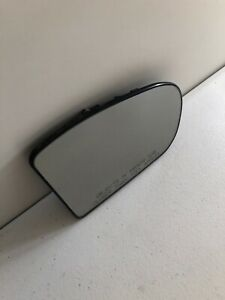 2001 2007 Mercedes W203 C230 C240 C320 Mirror Glass Right Passenger Side Heated
