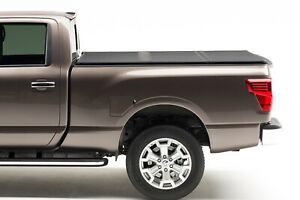 Extang Solid Fold 2 0 Tonneau Cover For 2017 2019 Nissan Titan 83936