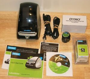 Dymo Labelwriter 450 Turbo Label Thermal Printer 1752265 Barely Used