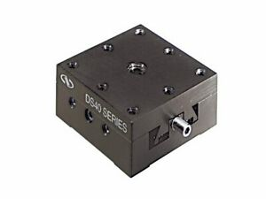 New Newport Ds40 x Linear Translation Stage Compact Dovetail
