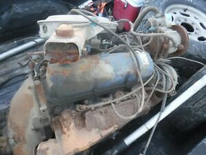 Ford 400 6 6 Big Block Engine Complete Takeout Will Ship No Core Charge