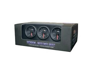 Black 7 Color Diesel Gauge Set 60 Boost 2400 Pyrometer Egt 30 Fuel Pressure