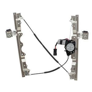 Power Window Regulator For 08 10 Jeep Commander Driver Front W Motor Assembly