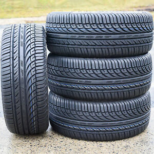 4 New Fullway Hp108 245 45zr17 245 45r17 99w Xl High Performance Tires