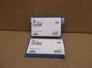 2a hr412 Mitsubishi New In Box Robot Additional 500kb Memory Card 2ahr412