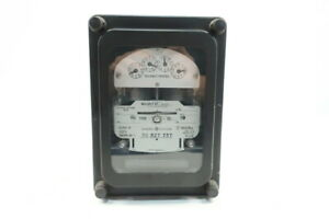 Westinghouse 700x63g1 Polyphase Watthour Meter