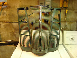 1940 Ford Deluxe Grill Grille Assembly Surround Trim Rat Hot Rod Oem