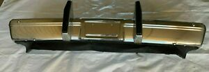 Front Chrome Bumper Guards 1983 1987 Pickup Truck Brackets Square Body