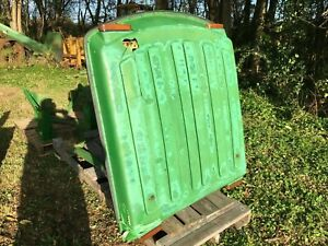 Used John Deere Canopy Roll Guard 1976 Complete 850 Compact Utility Tractor
